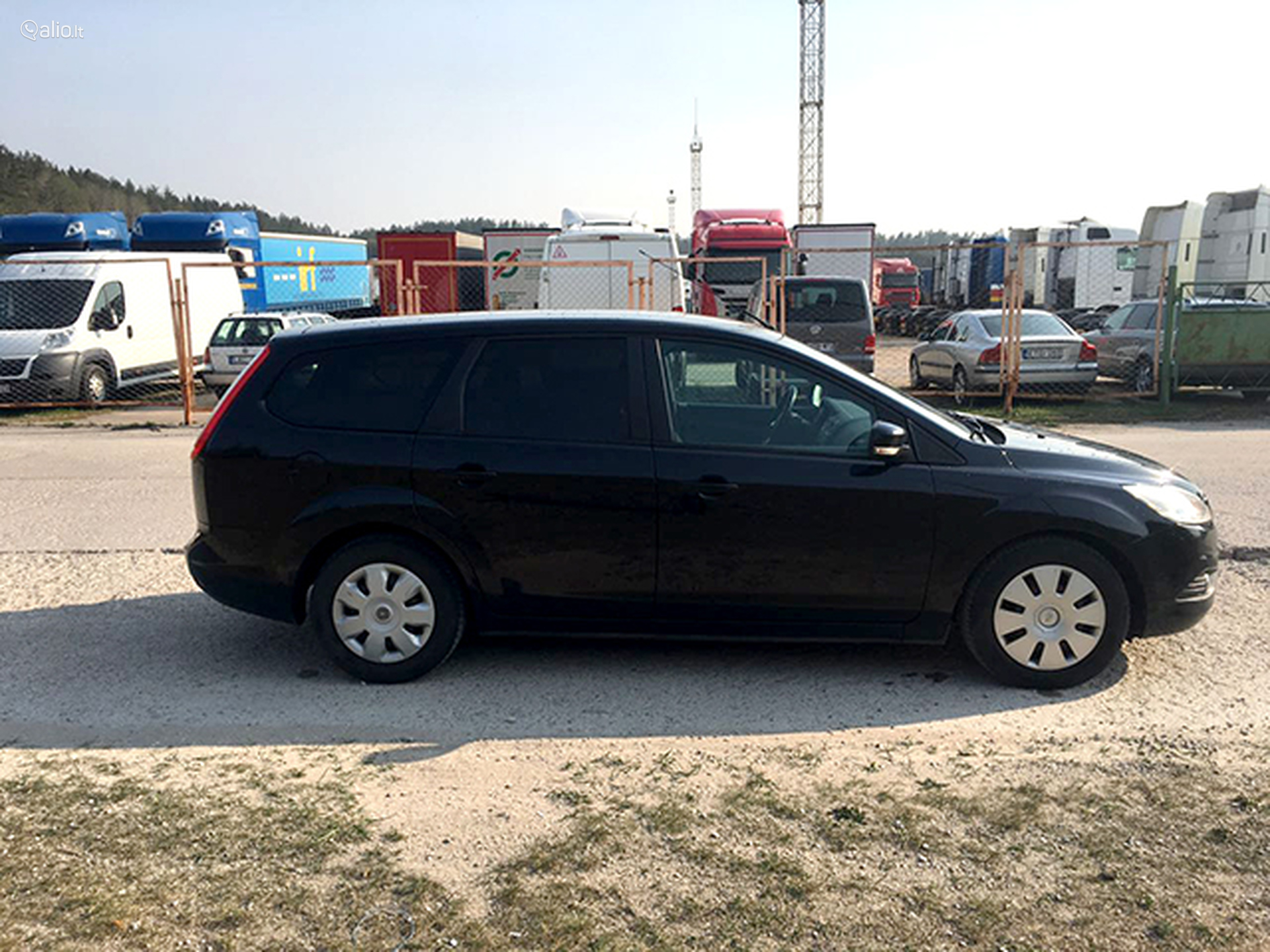 Ford Fous (facelift) 2010  1,6 80 kW